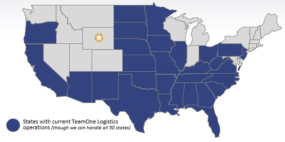 Wyoming Logistics Staffing Solutions